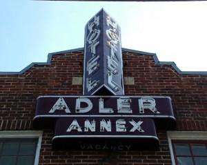 A910  12 Peak Adler